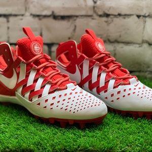 Nike Huarache V Elite LAX/FB Cleats - Size 11